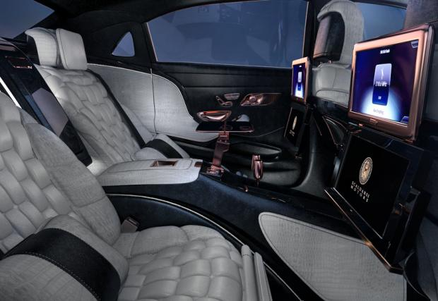 Абсолютен скандал: Scaldarsi Motors Emperor I е по-кичозен от фолк клуб за откачени милиардери