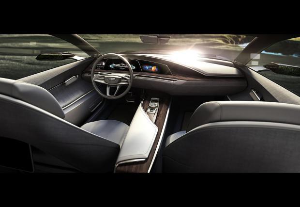 Cadillac Escala Concept е готин. И прилича на Opel