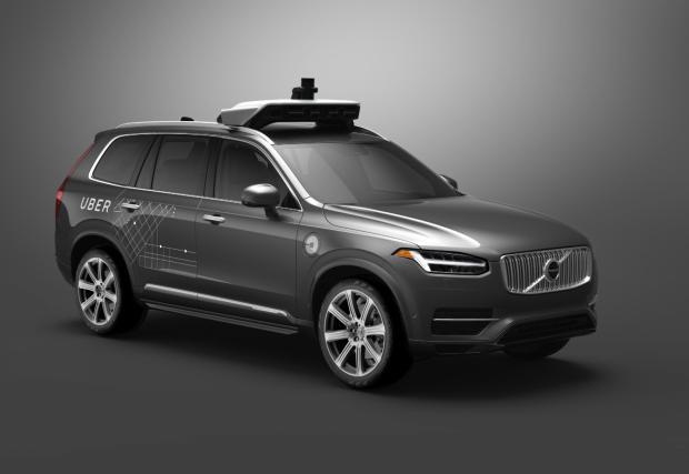 Ние забранихме Uber, а хората в Питсбърг ще могат да си поръчат Volvo XC90 без шофьор чрез телефона