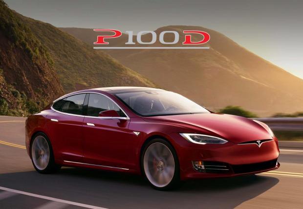 Новата Tesla Model S P100D е най-бързата кола в света. Интересно...