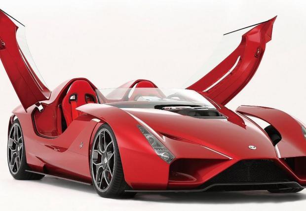Бившият шеф на Pininfarina разкраси Ferrari 599 GTB. Дали...?