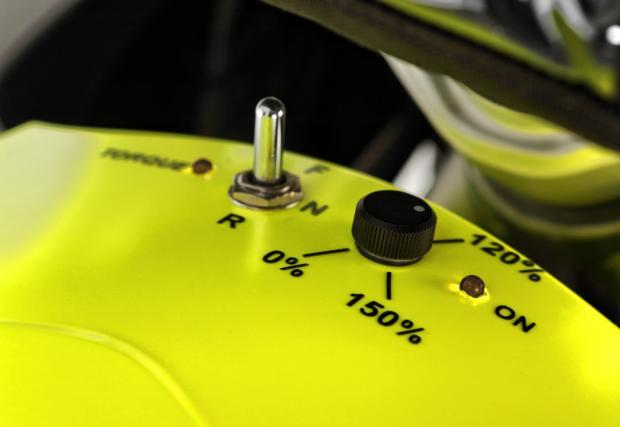 Хибрид с двойно предаване, нищо ново. Докато не разберете, че става въпрос за мотор. Wunderlich BMW R 1200 GS 2WD