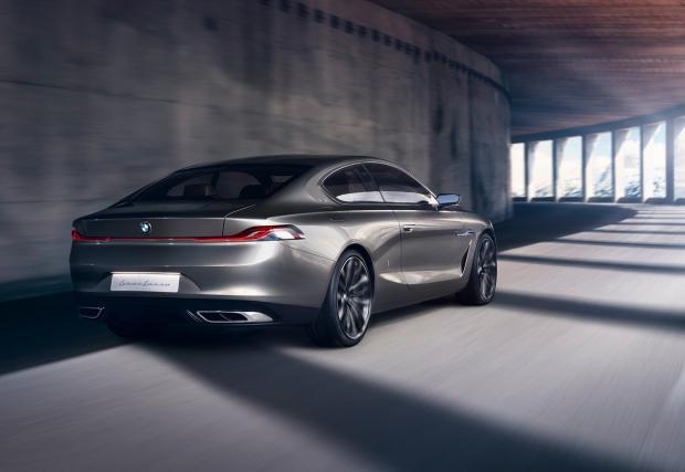 BMW връща Серия 8: купе версията на седмѝцата идва през 2019?