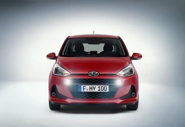 Едно от най-добрите суперминита, стана малко по-добро: обновеният Hyundai i10