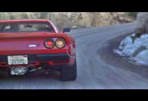"""""""Ferrari 288 GTO, което ще замени сутрешното ви кафе"""". И наистина, това видео е адски зареждащо"""