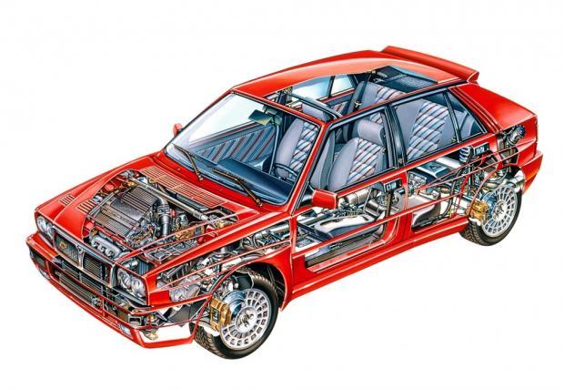 Впечатляваща галерия: когато 12 от най-известните коли станат прозрачни. Мега!