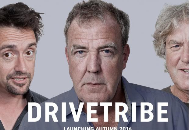 DriveTribe: новият сайт на Джеза, Хамънд и Мей получи $6,5 от 21th Century Fox. Защо?