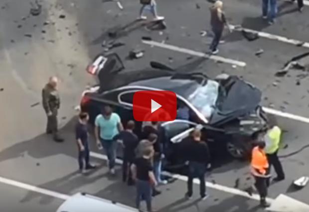 Най-довереният шофьор на Владимир Путин загина в катастрофа