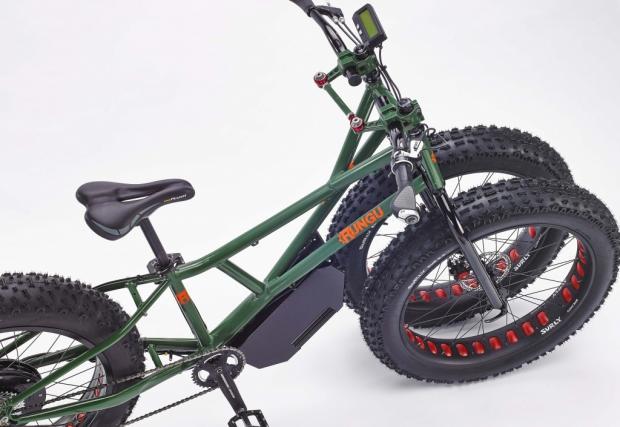 Бъдете двойно по-подготвени за зимата: Rungu Electric Juggernaut