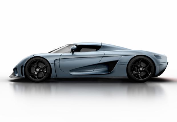 """Koenigsegg подготвят """"гола пистарка"""" на базата на Regera? Със зимни гуми? Любопитно. Анатомията на този хипер хибрид"""