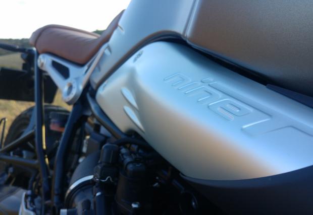 Един ден с BMW R nineT Scrambler. Галерия и първи впечатления