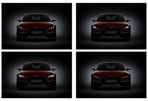 Как се прави: Audi TT RS. Едно любопитно видео от поточната линия на 400-конното купе
