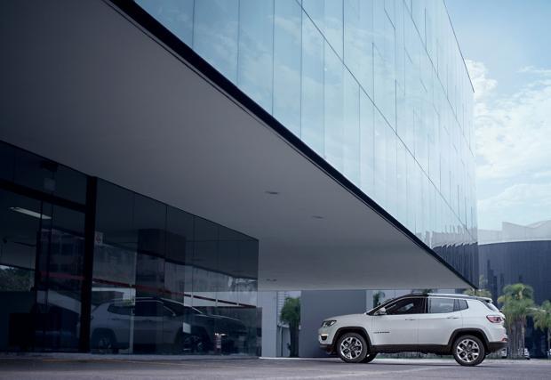 """""""Най-способният компактен SUV на пазара"""". Това е новият Jeep Compass"""