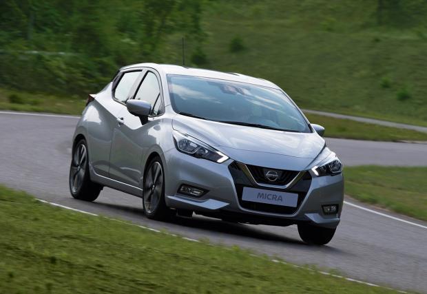 Новият Nissan Micra е мнооого по-готин от старото дамско автомобилче. Браво