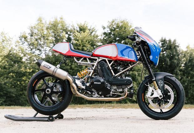 Ретро модерен: Siegl Ducati Monster Leggero GTS