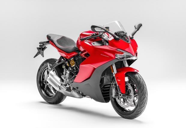 Посрещнете изцяло новия Ducati SuperSport, за всеки ден. Така казват от Ducati