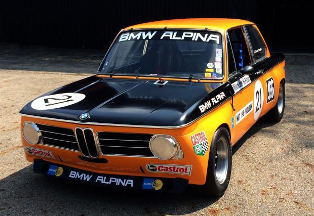 BMW Alpina 2002ti, мечтана класика.