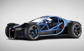 Bugatti Chiron бъги??? Изумителна галерия от 11 кръстоски, които ще ви накарат да мечтаете. Супер галерия