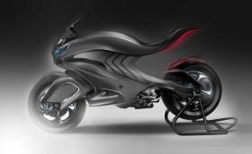 """""""Отмъщението на Звездата"""". Mercedes-Benz Revenge 2030, ето така искаме да изглежда моторът на немците. Галерия"""