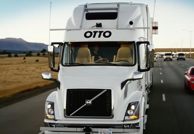 Първата доставка на бира с камион без шофьор е вече факт. Какво следва оттук нататък? Галерия от 10 снимки и видео