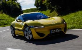 Quantino: колата, която се движи на... солена вода. И минава 1100 км с едно зареждане. А?