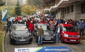 """Карахме 25 коли за един ден, участвахме в теста на Auto Bild за """"Златен волан"""". Кратка галерия и инфо"""