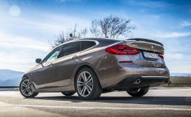 Тест: BMW Серия 6 Gran Turismo. По-голяма Серия 5 или маскирана Серия 7?