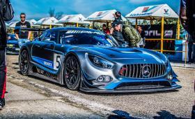 """Overdrive направи мощен старт на сезона със страхотно събитие. А този Merc-AMG GT3 потроши рекорда на """"Серес"""""""