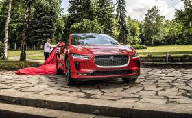 Предпремиера: Jaguar I-Pace. Показаха ни първия изцяло електрически модел на марката
