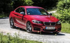 BMW M240i не е по-слабо М2 и това е чудесно. Тествахме колата