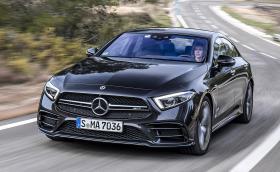 Карахме новия Mercedes-AMG CLS 53 4Matic+. Видео