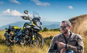 Suzuki V-Strom 1000: По-рафиниран от всякога? Видео и галерия