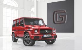 Пак ли? Още две специални версии на Merc G-Class, най-скъпата започва от 287 658 евро...