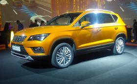 Всичко, което трябва да знаете за новия Seat Ateca. И как се представя спрямо Skoda Kodiaq и VW Tiguan. Галерия и инфо