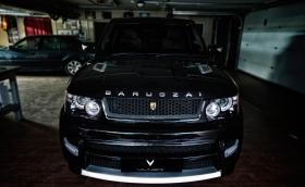 """Rаnge Rover Sport от """"Великобритания търси талант"""", преобразен в България"""