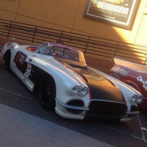 1959 Corvette ZR59 720 к.с. | DizzyRiders.bg