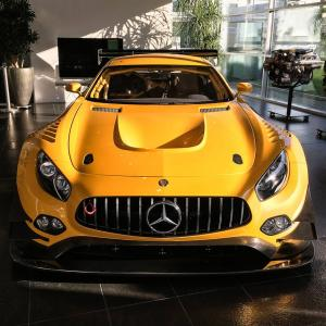 Mercedes AMG GT3 Solarbeam | DizzyRiders.bg
