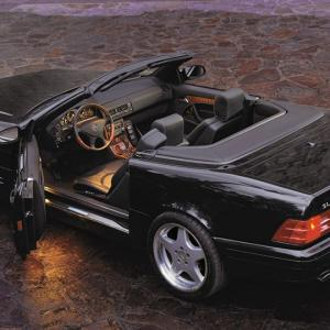 За ценители. Mercedes-Benz SL R129 Final Edition | DizzyRiders.bg