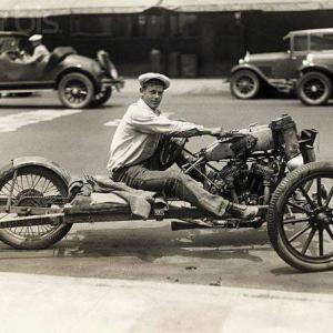Чудесен Riverse trike. Гони 100-тина години.. | DizzyRiders.bg