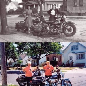 Някъде през 40-те и 60 години по-късно | DizzyRiders.bg