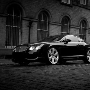 Project Kahn Bentley Continental GTS Black Edition. | DizzyRiders.bg