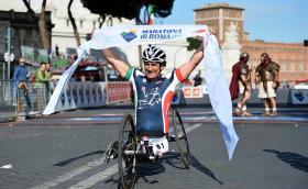 Респект. Алекс Занарди откри състезателния сезон по паравелосипедизъм с победа и рекорд