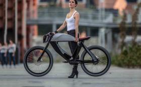 SPA Bicicletto e един страшно изглеждащ ел. велосипед. Който струва 20 000 лв. Галерия