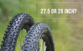 27,5 срещу 29 инча. Какво планинско колело да изберем?