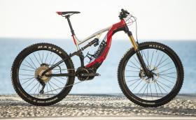Ducati показа новото си даунхилърско е-колело