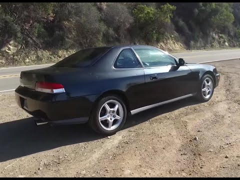 2000 Honda Prelude - One Take